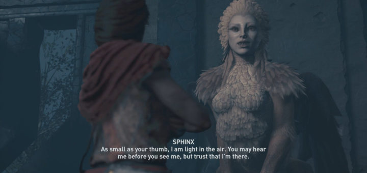 How to Solve the Sphinx's Riddles during The Sphinx Challenge