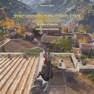 Unlock Fast Travel Point in Assassin's Creed Odyssey