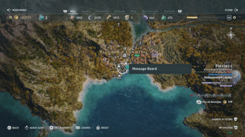 Where to get Orichalcum Ore in Assassin's Creed Odyssey