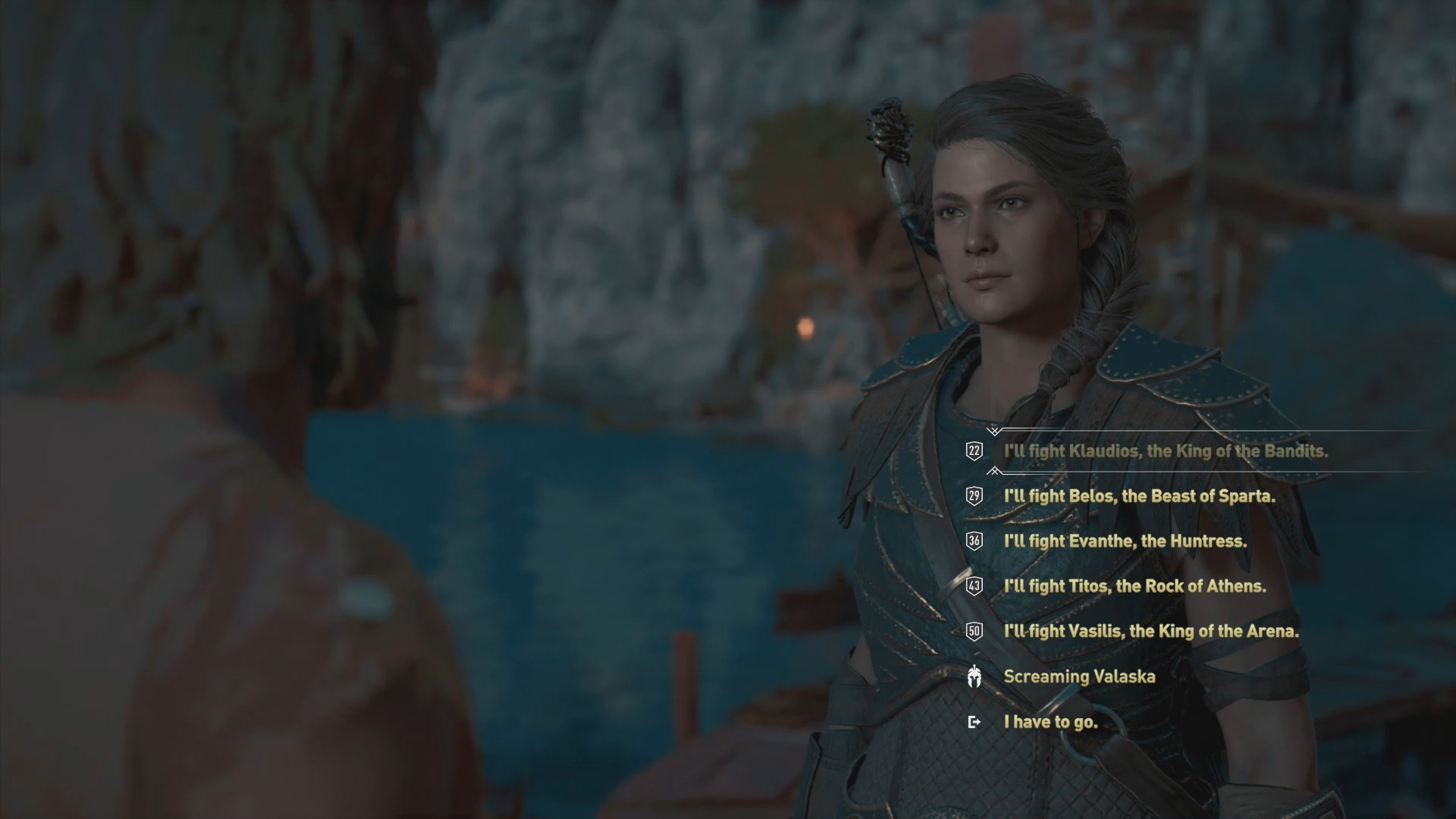 How To Get To The Arena In Assassin S Creed Odyssey