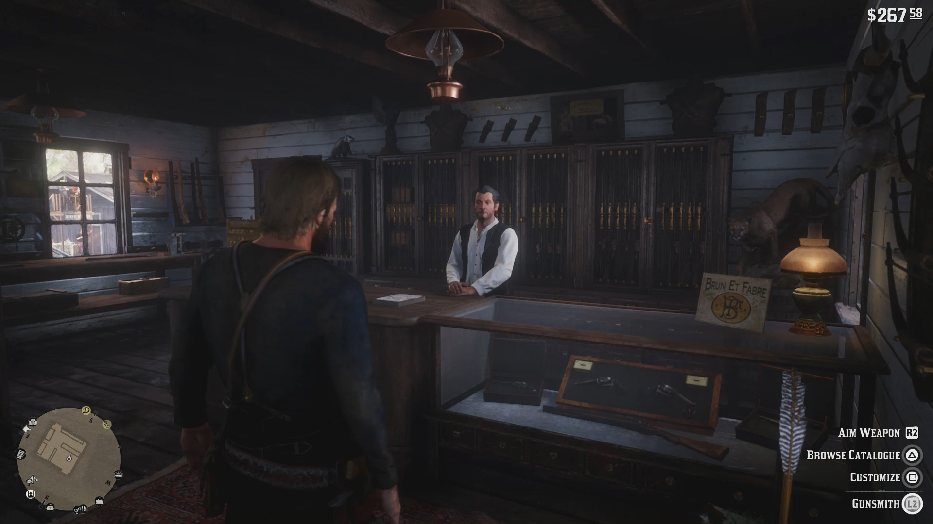 How to Customize your Weapons in Red Dead Redemption 2