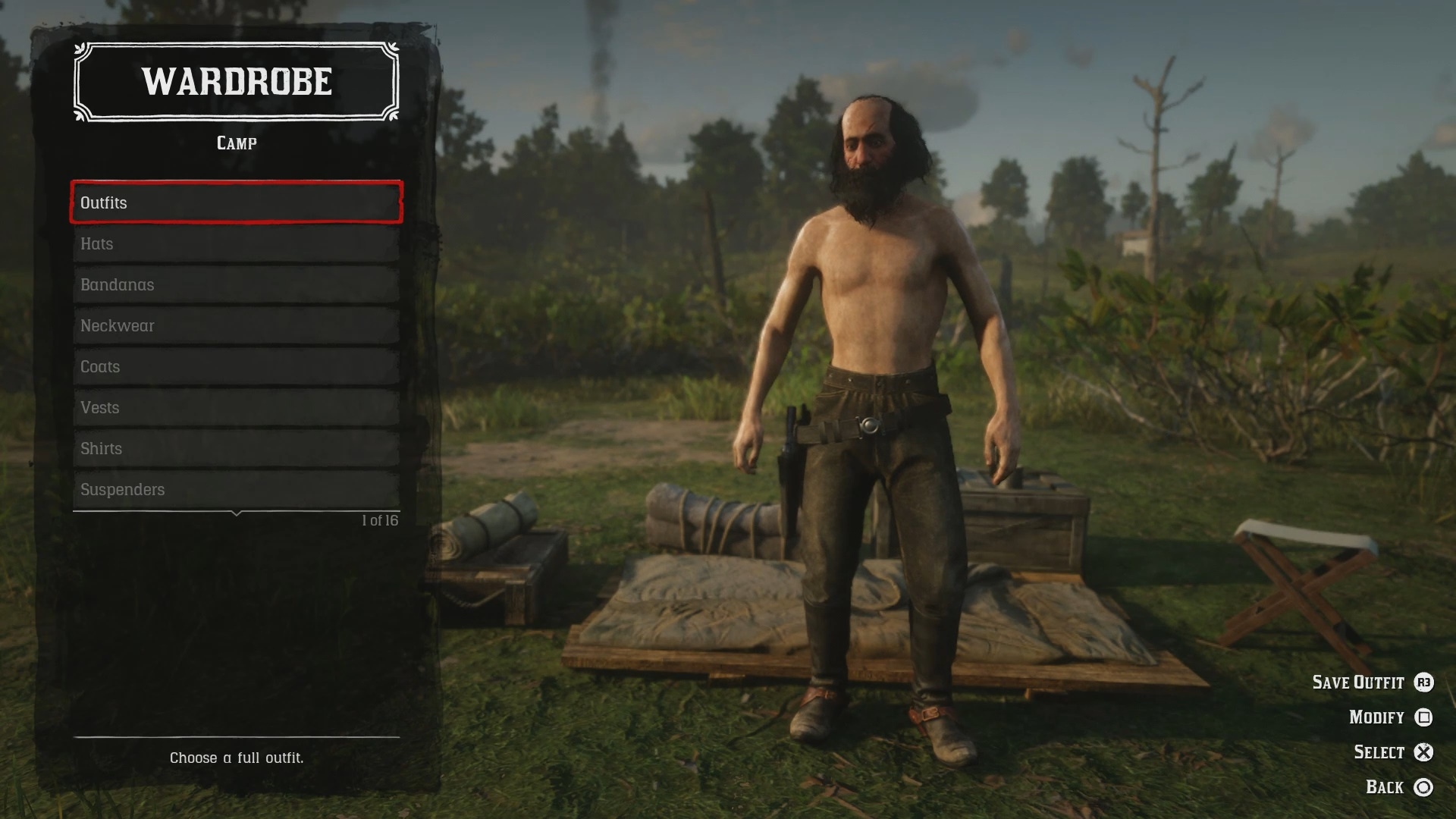 How to Change Outfits in Red Dead Online