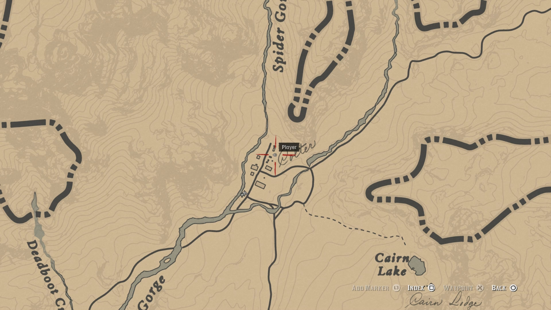 Graves Guide: Where to find All 9 Graves in Red Dead