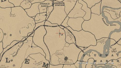 Dream Catcher Location 9 West of the Aberdeen Pig Farm (Lemoyne Area)