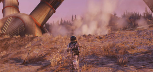 Fallout 76 Space Suit Location