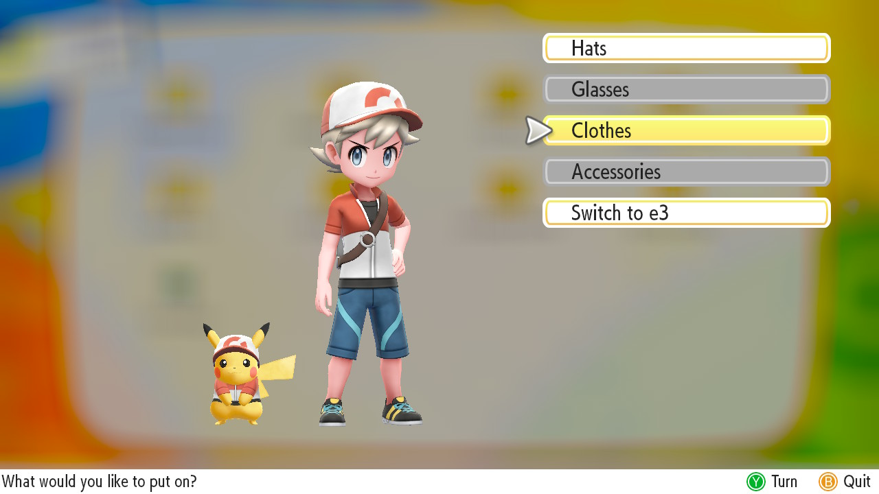 How to Equip Outfit on PikachuEevee - How To Get Eevee On Your Shoulder Let S Go