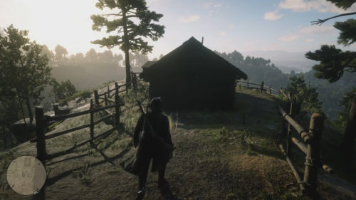 Meteor House Exterior in Red Dead Redemption 2