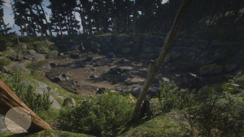 Meteorite Crater in Red Dead Redemption 2
