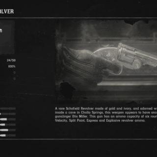 Otis Miller's Revolver Compendium Entry