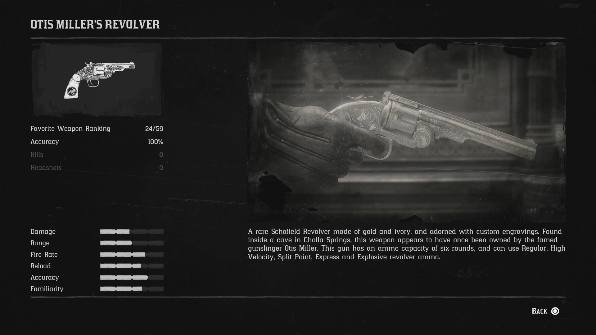How to Get Otis Miller's Revolver in Red Dead Redemption 2