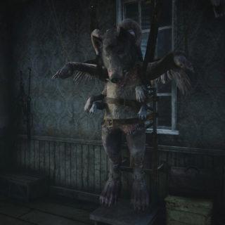 Red Dead Redemption 2 mutant creature