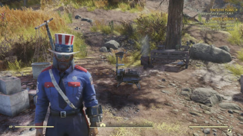 Where to find the Patriotic Uncle Sam Outfit