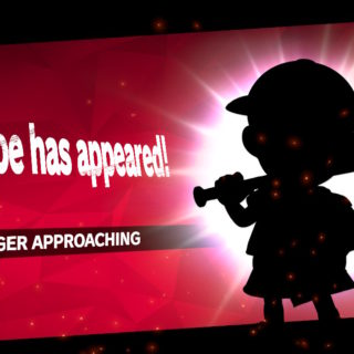 A New Foe Appears in Super Smash Bros. Ultimate