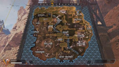 Apex Legends Map Locations