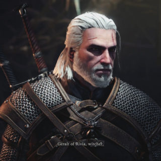 Geralt Joins The Hunt in Monster Hunter World