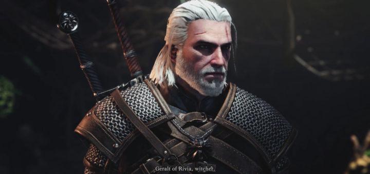 Geralt Joins The Hunt in Monster Hunter World