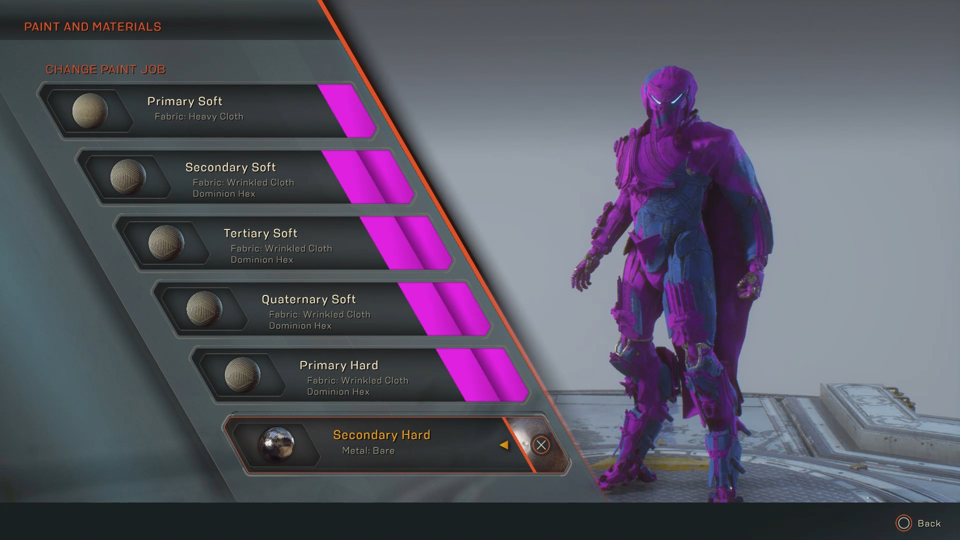 How to Change Javelin Color in Anthem