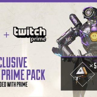 How to Get the Twitch Prime Apex Legends Pack
