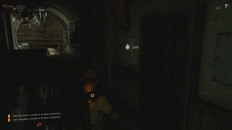 Keys can Be Found Underground