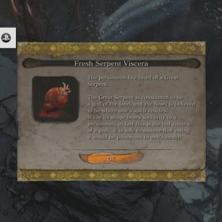 How to Get the Fresh Serpent Viscera item