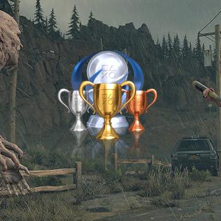 Days Gone Trophy List