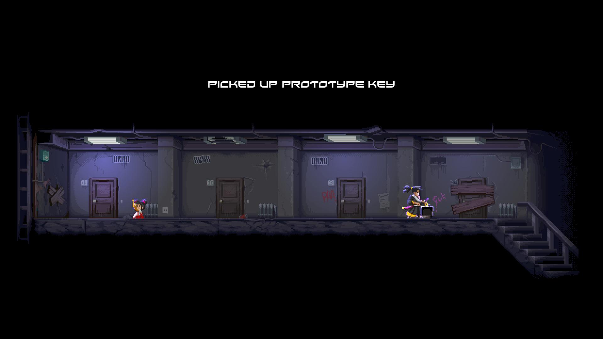Achievement: Prototype Key (Prison)