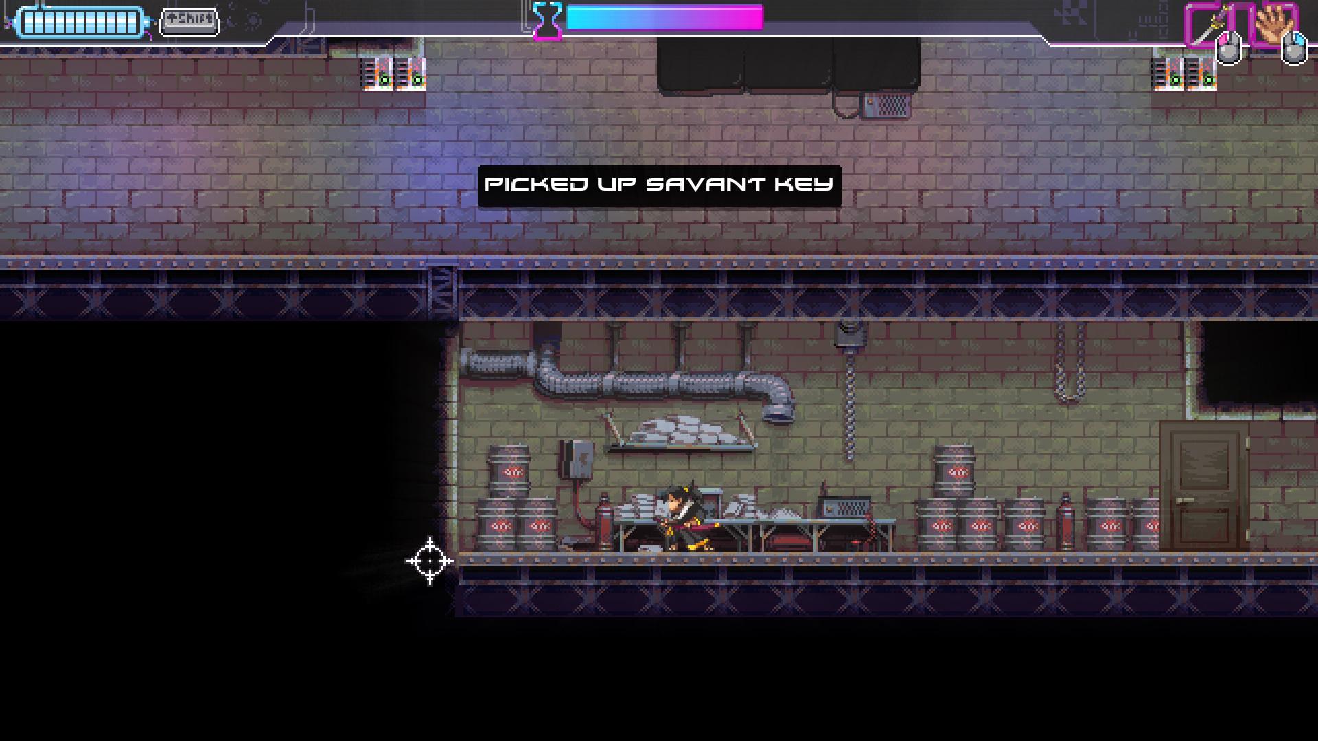 Achievement: Savant Key