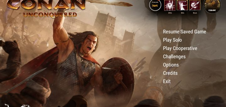 Featured image on Conan Unconquered Review