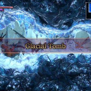 Featured image on Glacial Tomb guide