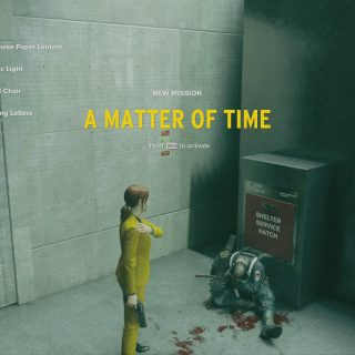Featured image on A Matter of Time guide