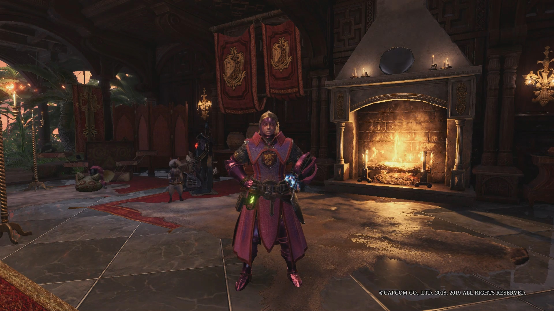 How to Unlock the Guardian Armor Set in Monster Hunter World
