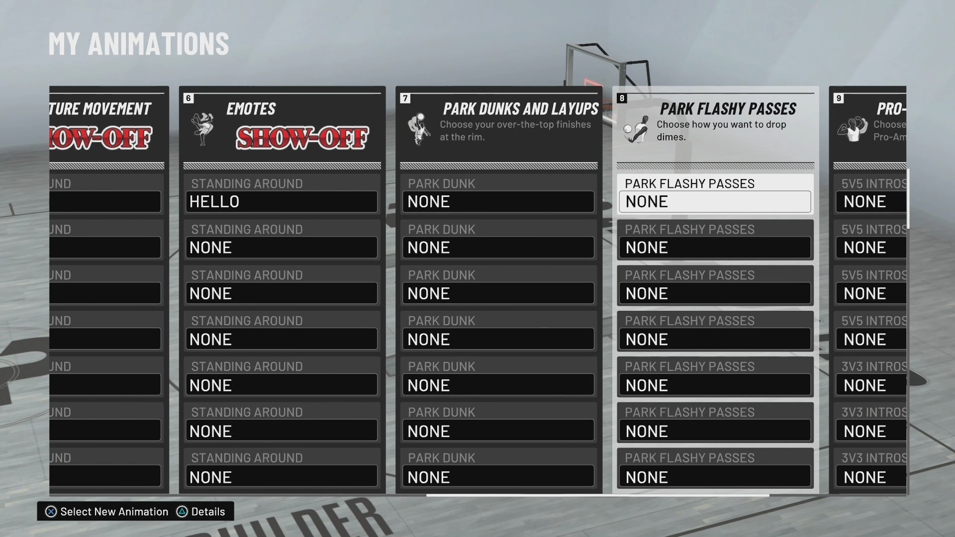 How To Set Flashy Passes In Nba 2k20