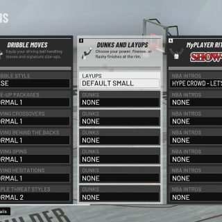 Featured image on How to Change Dunks and Layups in NBA 2K21