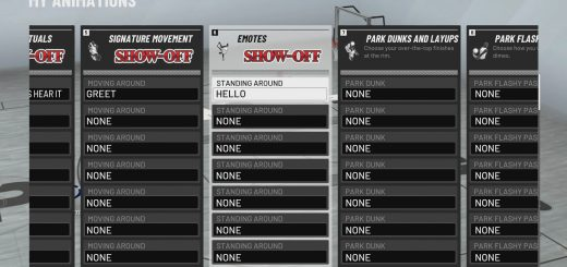 Featured image on How to Change Emote Animation in NBA 2K21 guide.