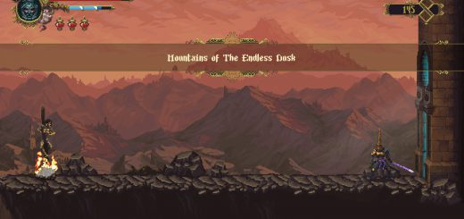 Featured image on Mountains of The Endless Dusk guide