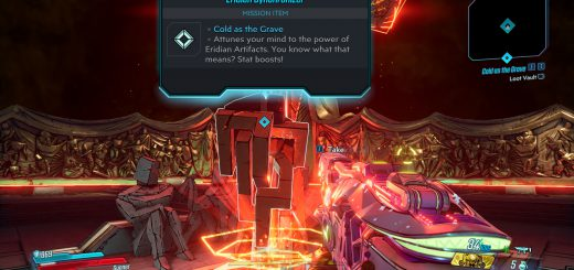 Featured image on how to unlock artifacts in Borderlands 3 guide