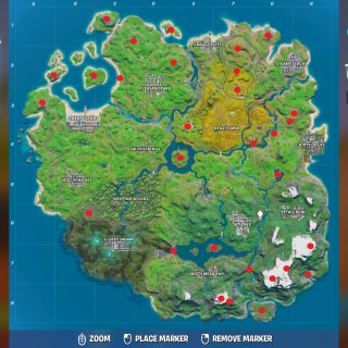 Featured image on Fortnite Chapter 2 Landmark Locations
