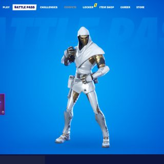Featured image on Fortnite Chapter 2 player skins list.