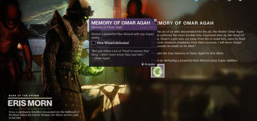 Featured image on Memory of Omar Agar guide