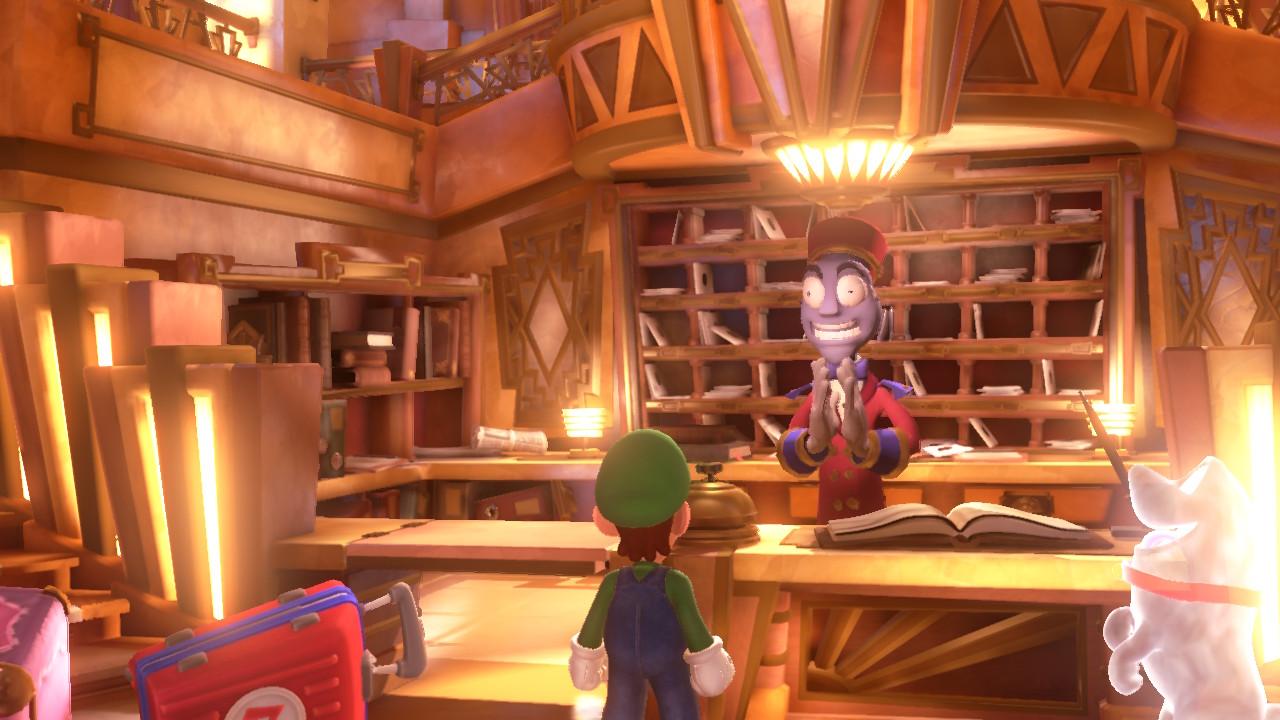 Luigi S Mansion 3 Prologue Guide
