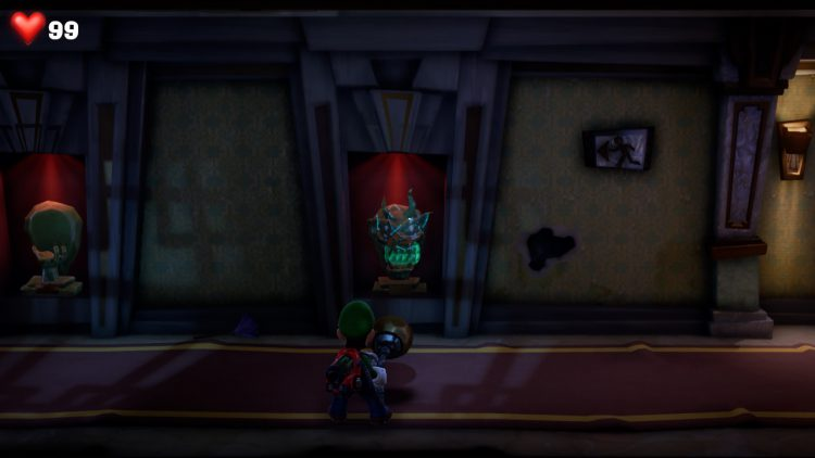 Image showing the Green Gem location in RIP Suites.