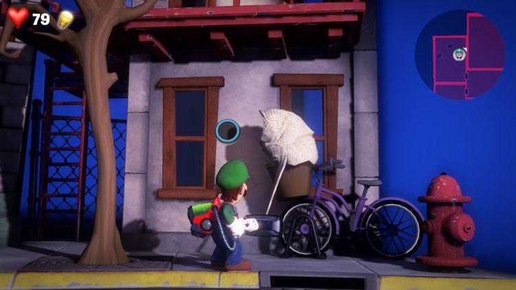 White Gem Location ET Easter Egg in Studio 3 750x422 - Luigi's Mansion 3 – Guida: dove trovare tutte le gemme dei piani 7 e 8
