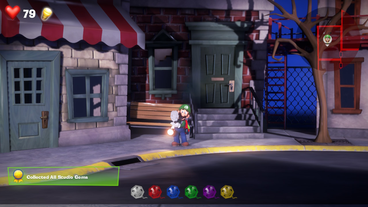 Luigi's Mansion 3: All 8F Gem Locations