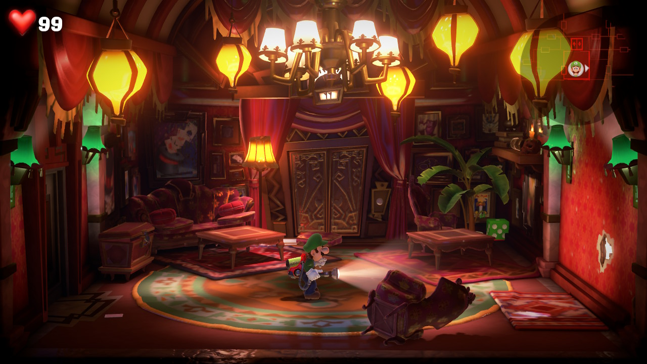 Luigi S Mansion 3 11f Twisted Suites Guide
