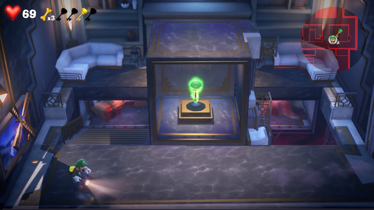 Luigi S Mansion 3 15f Master Suite Guide