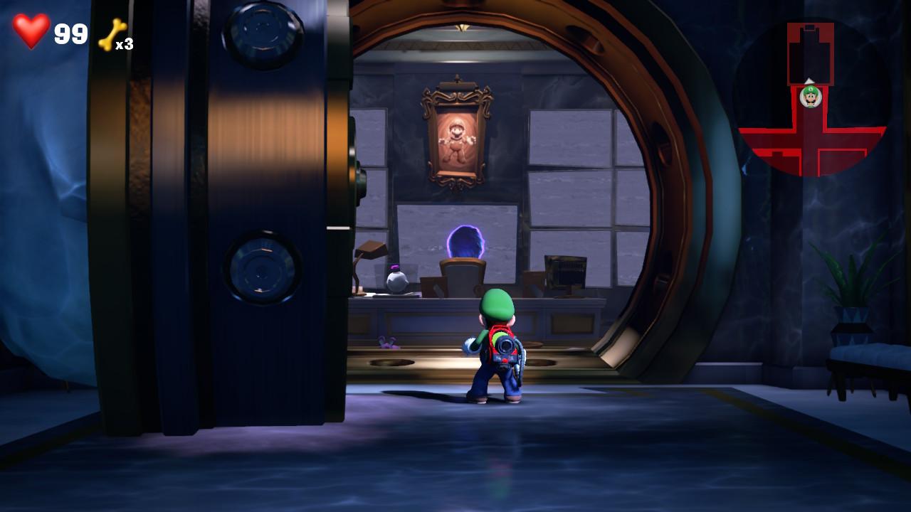 Luigi S Mansion 3 15f Master Suite Guide