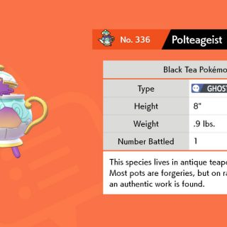 Featured image on How to Evolve Sinistea into Polteageist guide