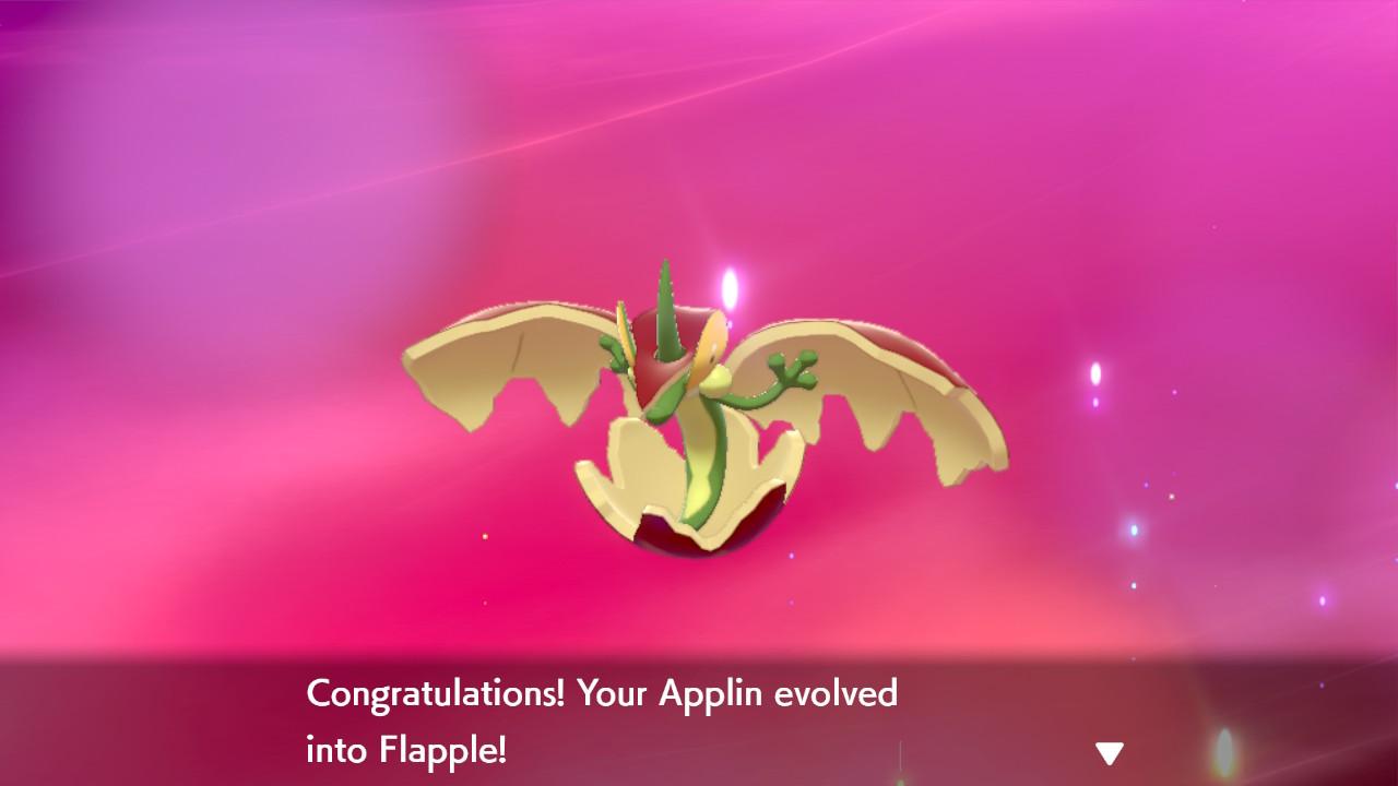 How To Evolve Applin In Pokemon Sword And Pokemon Shield