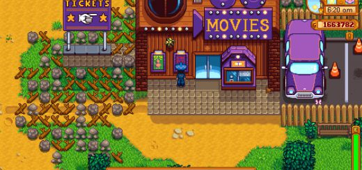 Featured image on How to Unlock the Movie Theater in Stardew Valley guide