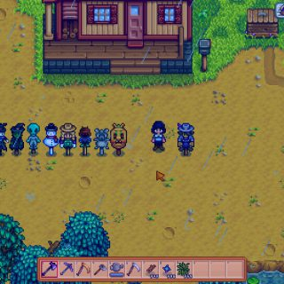 Featured image on How to Get the Deluxe Scarecrow in Stardew Valley guide